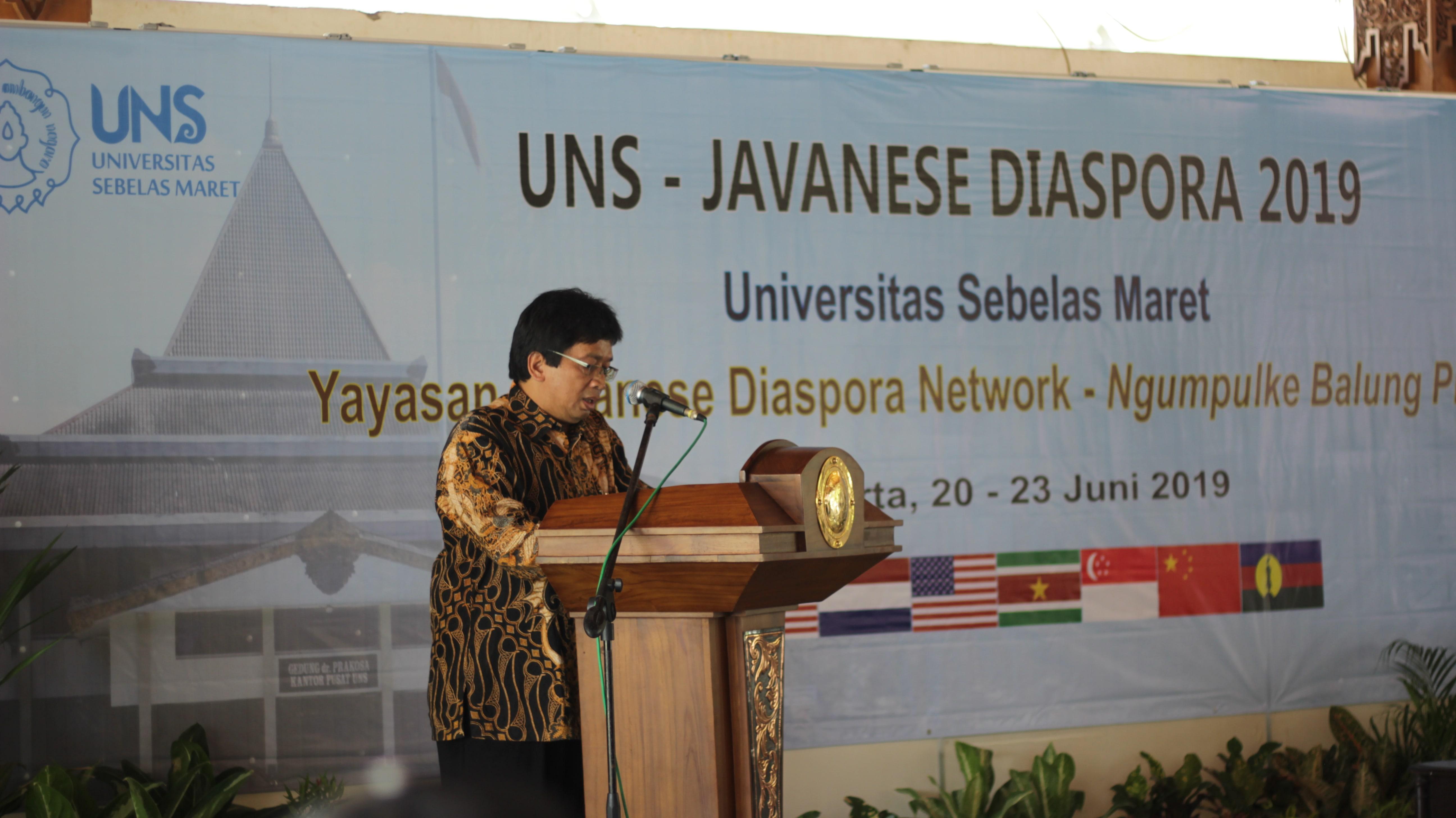 UNS Javanese Diaspora 2019